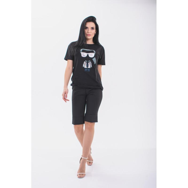 Жіночі шорти Lisa Moda (1479) чорні