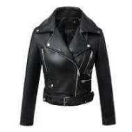 Куртки зі штучної шкіри (1)