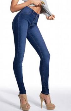 Скинни джинсы женские